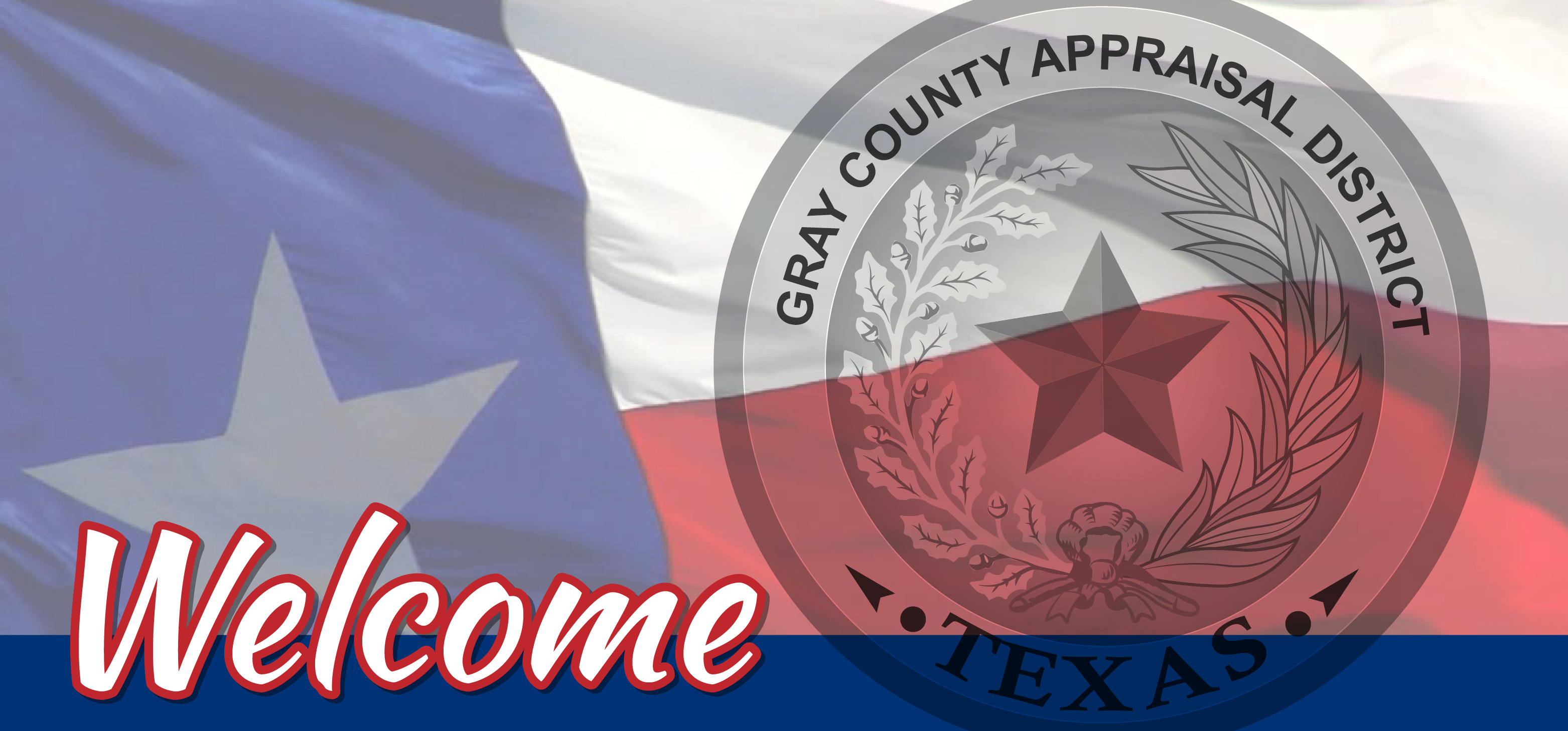 Welcome to Gray County Appraisal District